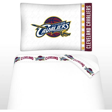 Nba Cleveland Cavaliers Sheet Set