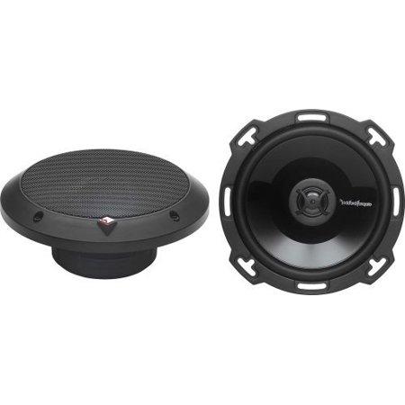 Rockford Fosgate Punch P16 Speaker - 55 W Rms - 110 W Pmpo - 2-way - 2 Pack - 65 Hz To 22 Khz - 4 Ohm - 88 Db Sensitivity - Automobile (p16_6) ()