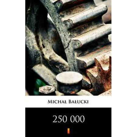 250 000 - eBook