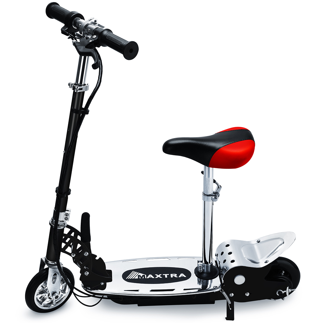 Maxtra Astm Approved Electric Scooter 177lbs Max Weight Capacity