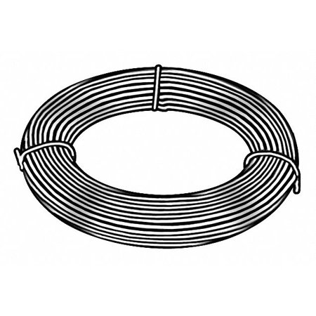 PRECISION BRAND 29050 Music Wire,Type 302 SS,0.050 In
