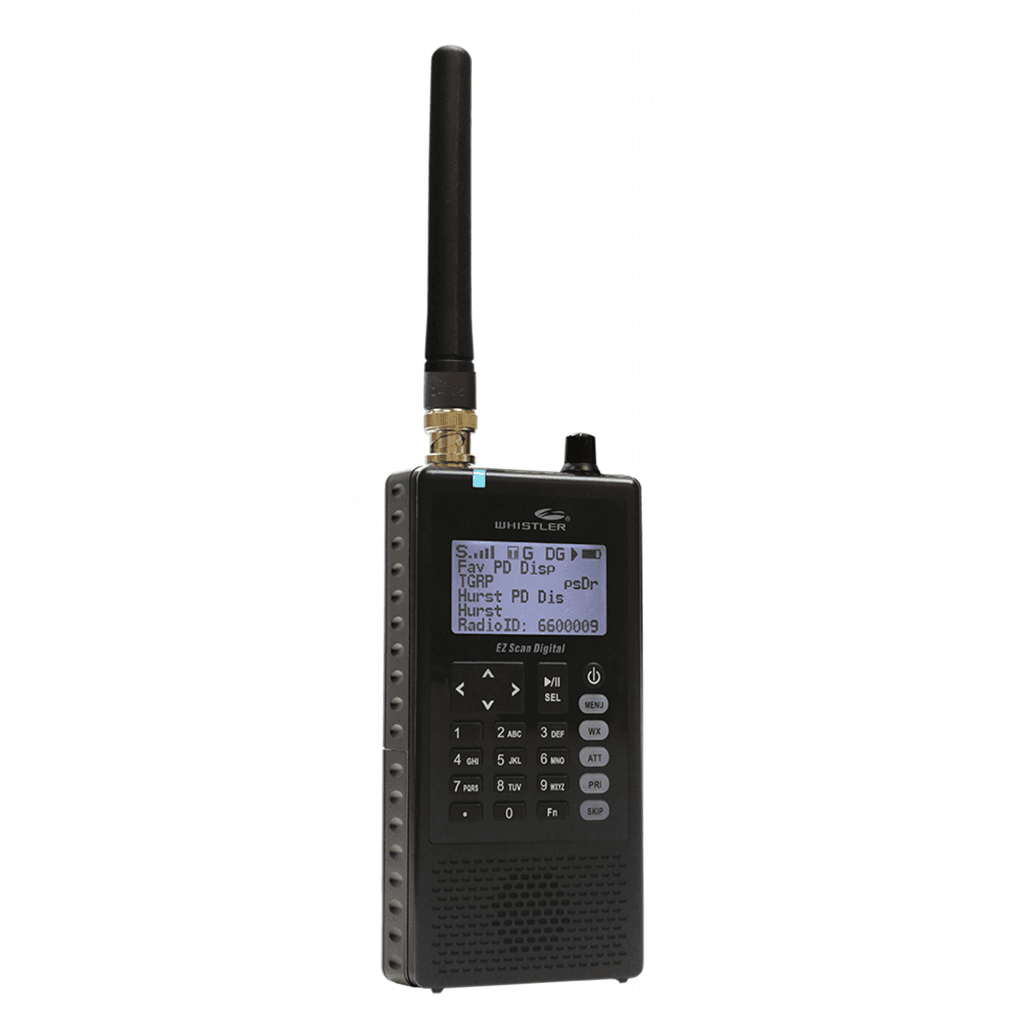 Whistler WS1088 Digital Trunking Handheld Scanner Radio by Whistler