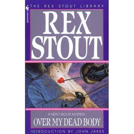 Over My Dead Body - eBook