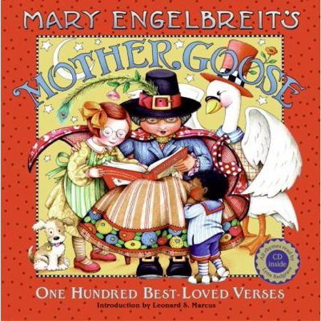 Mary Engelbreit's Mother Goose: 100 Best-loved Verses