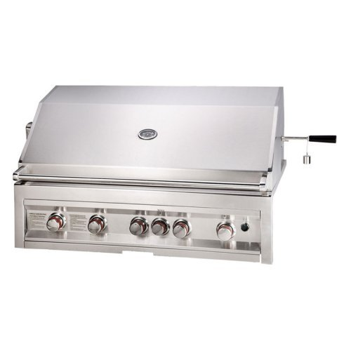Sunstone Grills Infrared 5 Burner 42 In. Built-In Gas Grill
