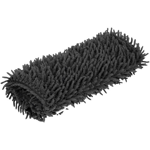 Bell Seat Belt Pad, Black Shaggy
