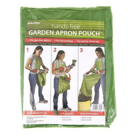 - GREEN GARDEN APRON GA101GN