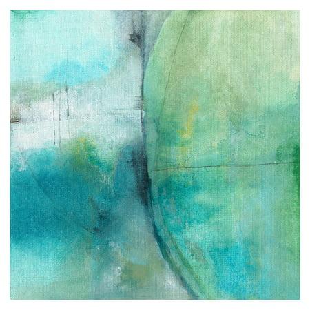 "Masterpiece Art Gallery City Blues II Light By Nan Canvas Art Print 22"" x 28"""