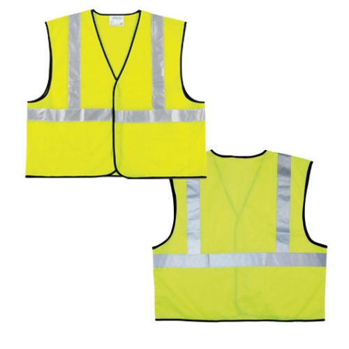 Safety Vest with Pockets Large by Consumers Interstate