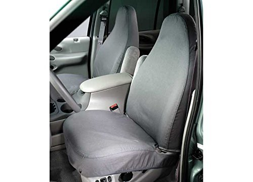 SS7432WFGY Covercraft Seat Cover Seat Style BC - Solid Bench And Back