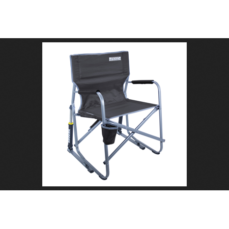 Country Style Rocker - GCI Outdoor Freestyle Rocker Folding Chair Pewter