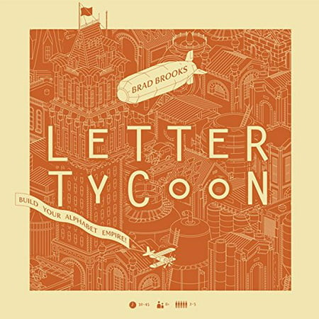 Letter Tycoon - Halloween Letter Games