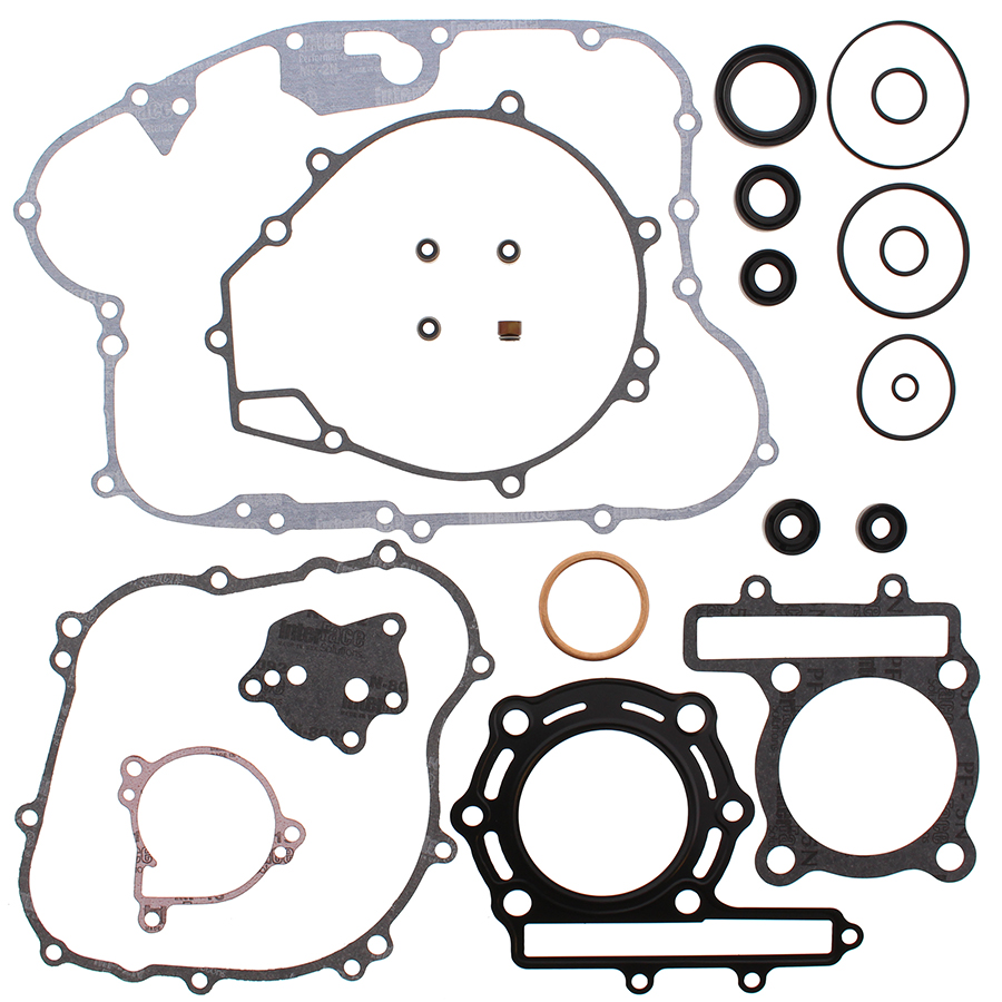 New Winderosa Gasket Kit With Oil Seals for Kawasaki KL