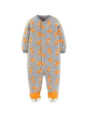 82ca9bd2698b Product Image Newborn Baby Boy Button Up Sleep 'N Play
