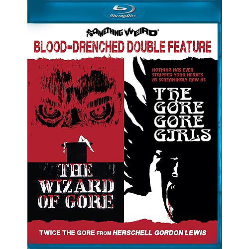 The Wizard Of Gore / The Gore Gore Girls (Blu-ray) (Widescreen)