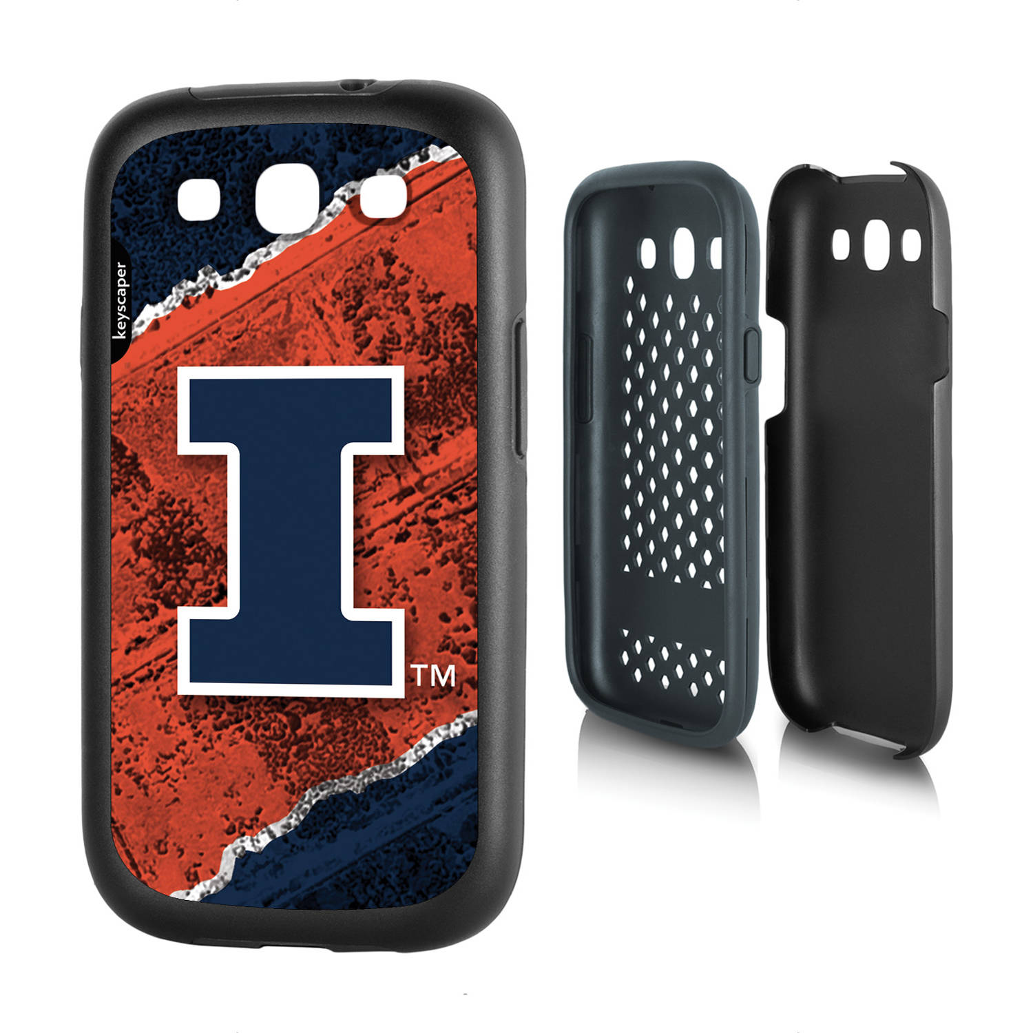 Illinois Fightin' Illini Galaxy S3 Rugged Case