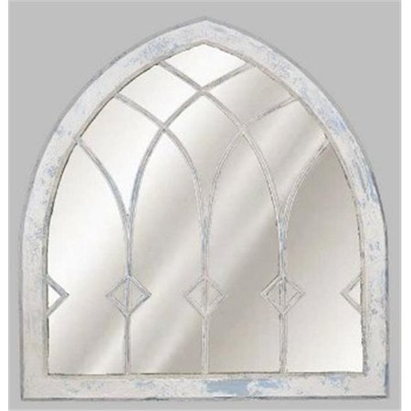 Gothic Diamond Heritage Blue Decorative Mirror