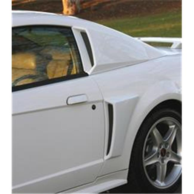 XENON 12710 Window Louver, 1999-2004 Ford Mustang