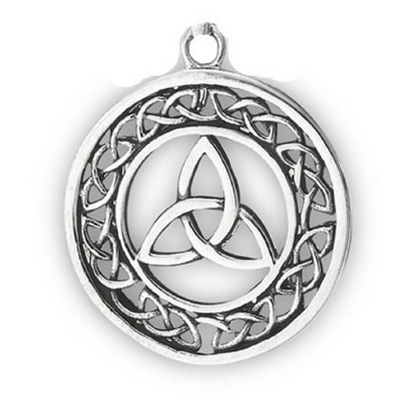 Am Line Voltage Pendant (Sterling Silver 16