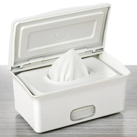 Ubbi Wipes Dispenser, White