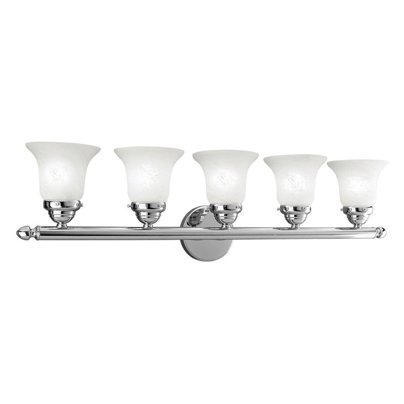 Livex Home Basics 1065 Vanity Light - 32W in.