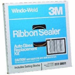 RIBBON SEAL GLASS KIT 5/16