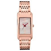 10031188 Women's Dress MOP Dial Rose Gold Steel Watch