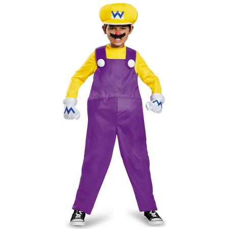 WARIO DELUXE - Wario Costume