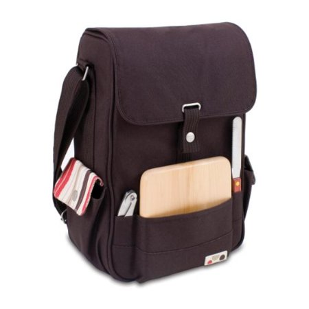Picnic Time 'Volare-Duet' Insulated Wine and Cheese Tote, Moka