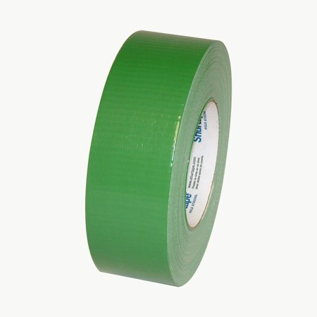 Shurtape PC-600 General Purpose Grade Duct Tape: 2 in. x 60 yds. (Green) (Dark Green Duct Tape)