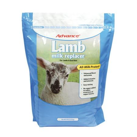 Manna Pro ADVANCE Lamb Milk Replacer 8 lb. ()
