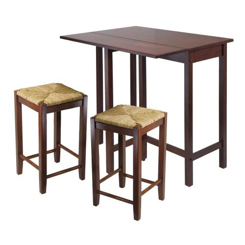 Luxury Home Lynnwood 3 Piece Dining Set