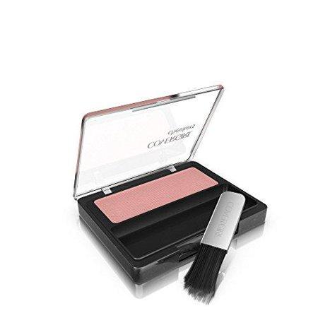 covergirl cheekers blendable powder blush pretty peach, .12 oz