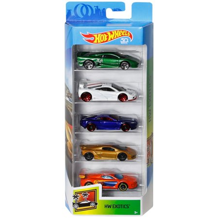 Hot Wheels 5 Car Collector Gift Pack (Styles May Vary) by Hot Wheels