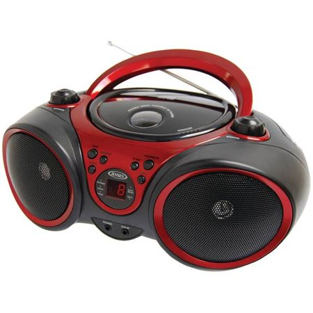 Portable Stereo CD Player with AM/FM Stereo Radio