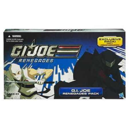 G.I. Joe Exclusive Renegades 3.75