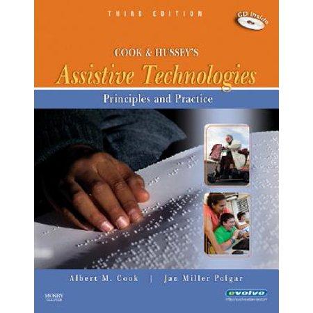 Cook And Husseys Assistive Technologies Ebook Walmart