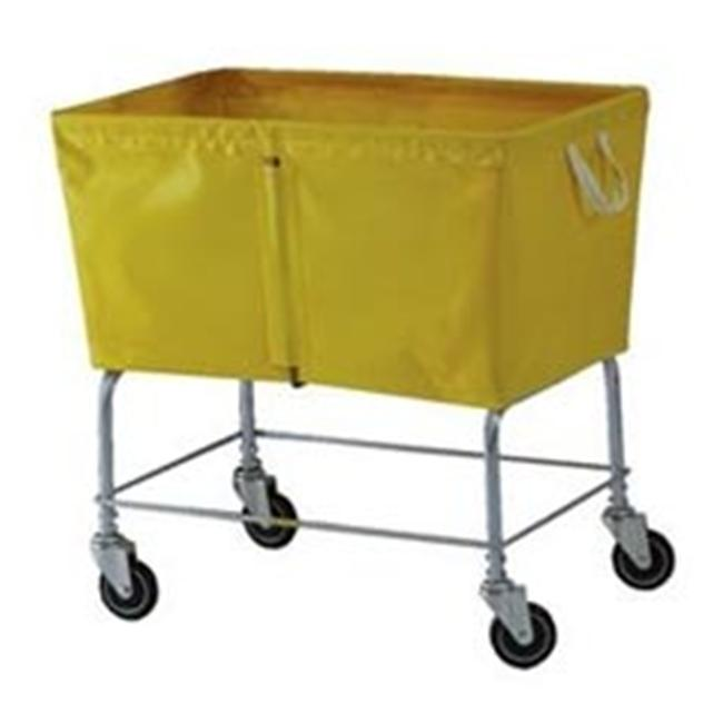 R & B Wire 463 3 Bushel Elevated Truck with Sewn-On Vinyl-Nylon Liners