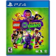 LEGO DC Supervillains, Warner Bros, PlayStation 4, 883929632992