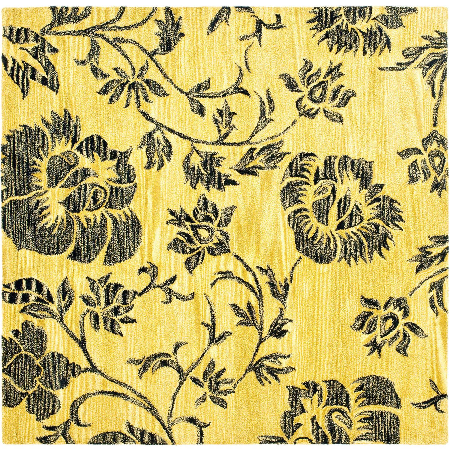 Safavieh Soho Crystal Floral Wool Area Rug or Runner
