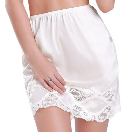 (Ilusion Women's Half Slip Skirt 18