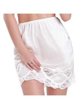 "Ilusion Women's Half Slip Skirt 18"" Length"