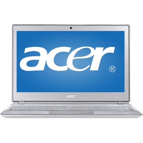 "Acer Ultrabook Aluminum 11.6"" Aspire S7 S7-191-6640  PC with Intel Core i5-3317U Processor and Window 8 Operating System"