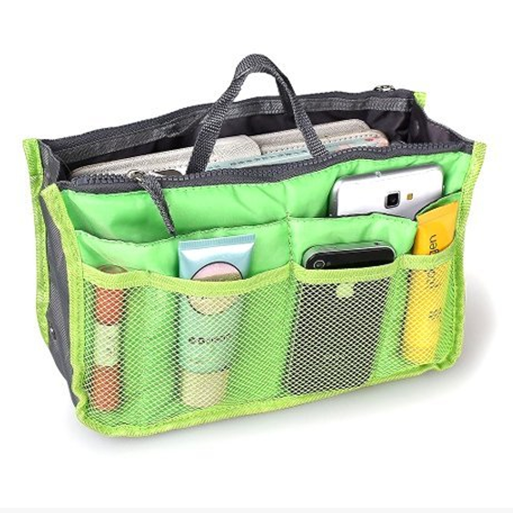 New Women S Purse Organizer Insert Handbag Organizer Bag In Bag