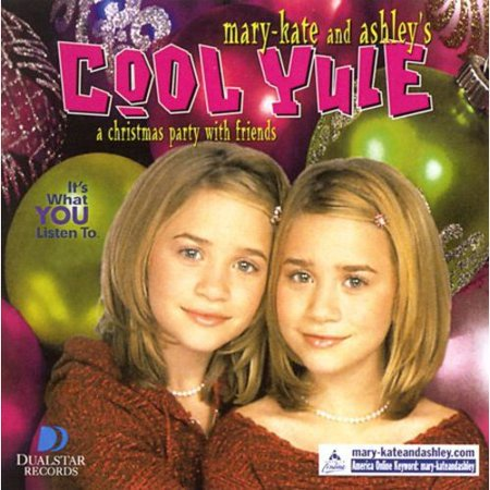 MARY-KATE AND ASHLEY OLSEN - COOL YULE: A CHRISTMAS PARTY WITH FRIENDS - Halloween Mary Kate And Ashley