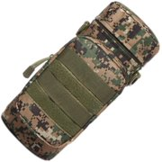 Outdoor Molle Water Bottle Pouch Climbing Load Carrier Bag Water Bottle Hiking Camping Water Bags Kettle Load Carrier Bag, 5