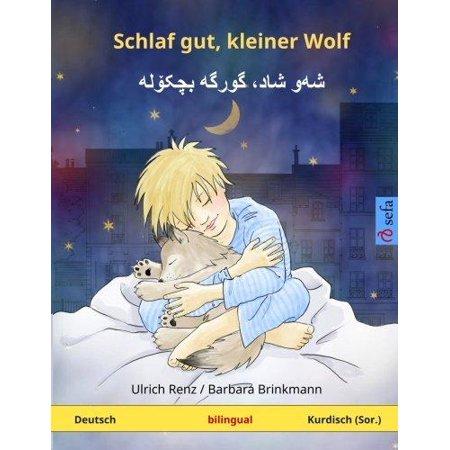 Schlaf Gut, Kleiner Wolf - Sha'ua Shada Kawirkeiye Bashaklahu. Zweisprachiges Kinderbuch (Deutsch - Kurdisch (Sor.)) - image 1 de 1