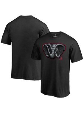 Alabama Crimson Tide Midnight Mascot T-Shirt - Black
