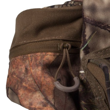 Summit Deluxe Mossy Oak Camo Tree Stand Hunting Gear Storage Side Bag (2 Pair)