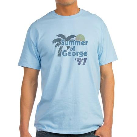 5051b3a76c26 CafePress - Summer Of George Light T-Shirt - Seinfeld - Light T-Shirt - CP  - Walmart.com